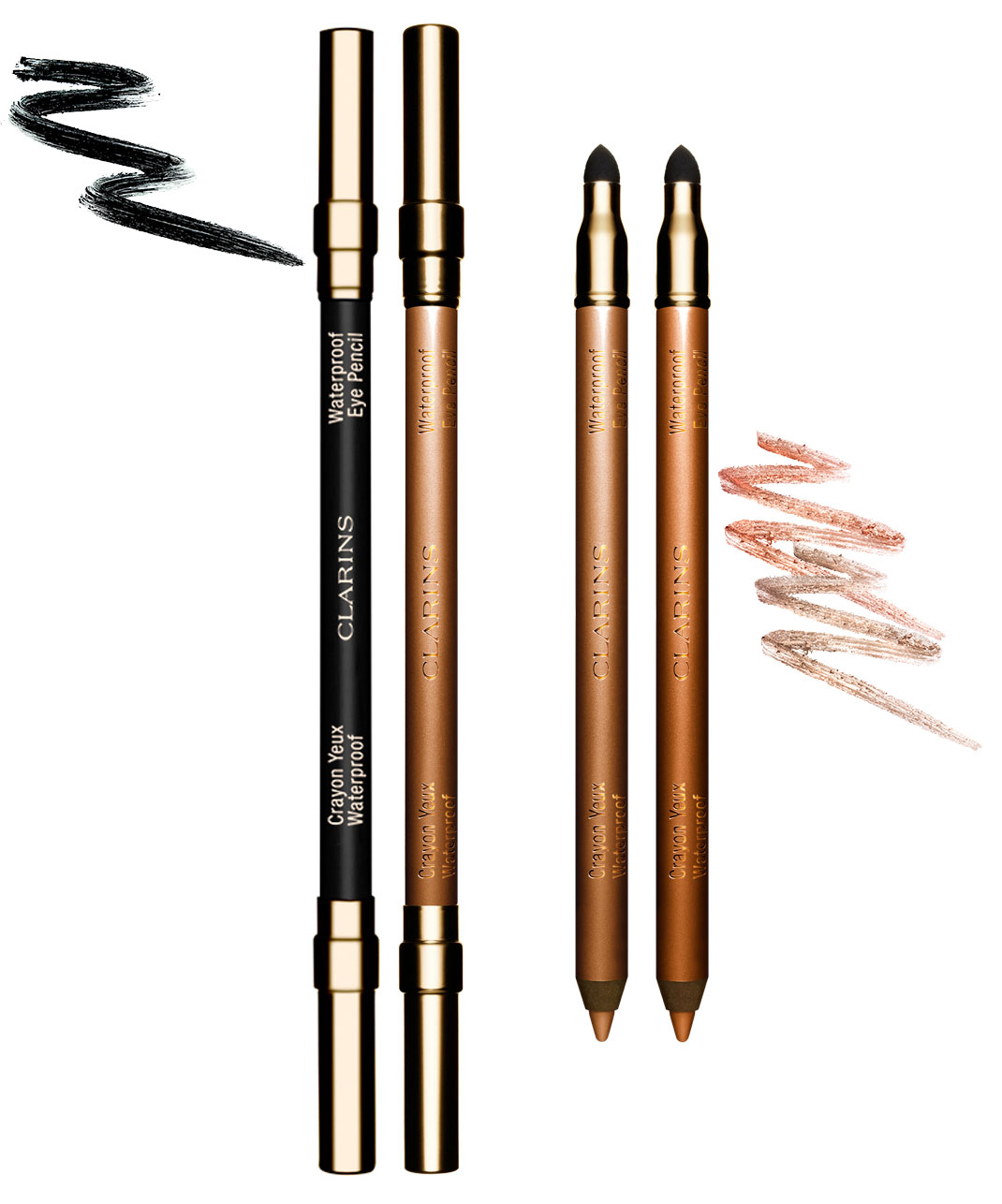Карандаш для глаз - Clarins Waterproof Eye Liner Pencil