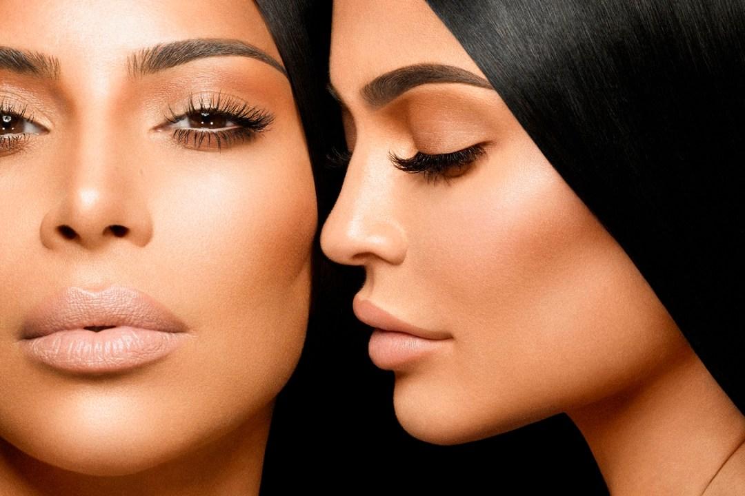 Kylie Jenner x Kim Kardashian - KKW x Kylie помада от кардашьян 2017