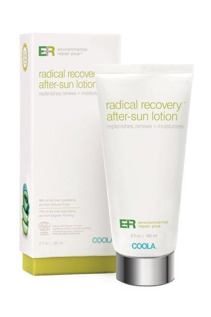 COOLA SUNCARE - Лосьон для лица и тела после загара Radical Recovery