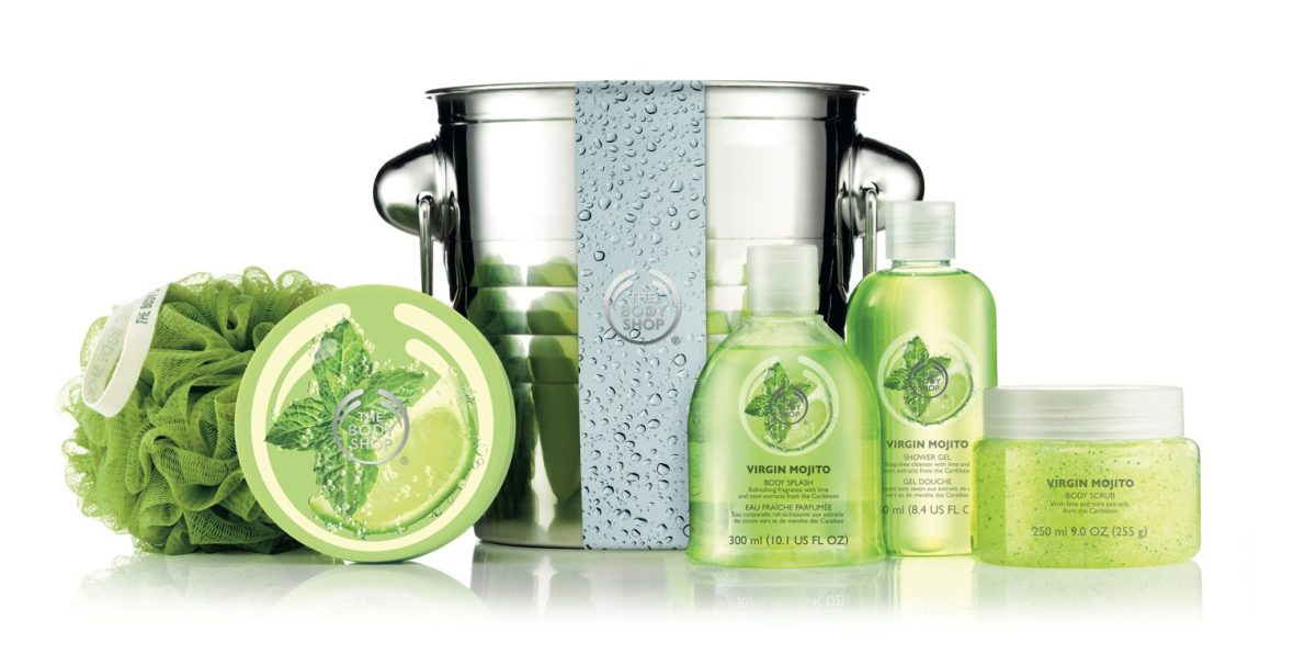 The Body Shop - мохито