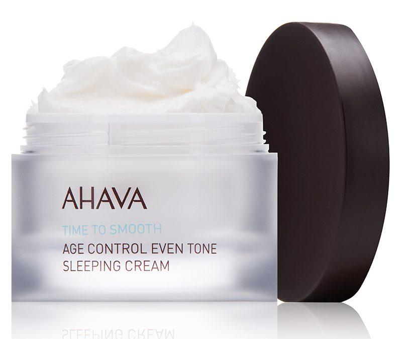 AHAVA антивозрастная линия средств по уходу за кожей лица