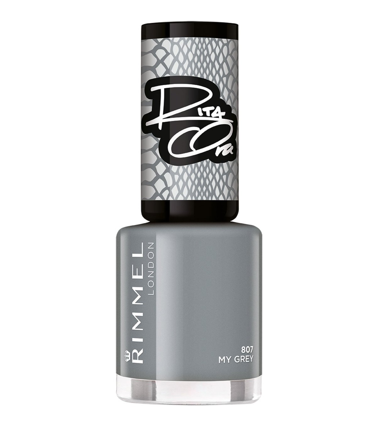 Rimmel 60 Seconds My Grey