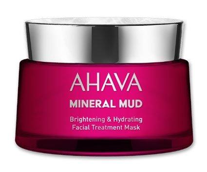 Маска для сияния и увлажнения кожи - Ahava Brightening & Hydrating Facial Mud Mask