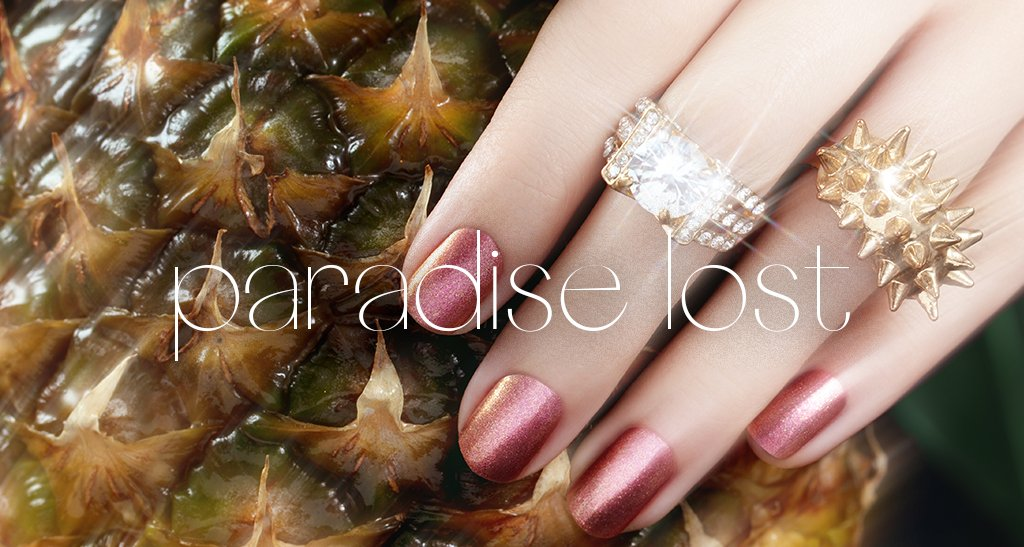 Ciate Gelology PARADISE LOST