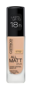 Catrice All Matt Plus Shine Control Make Up 027