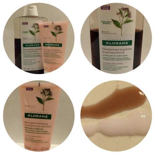 Klorane Quinine Shampoo Conditioner