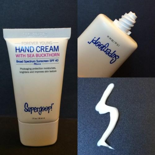 Supergoop! Hand Cream SPF 40