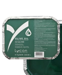 Lycon olive oil wax