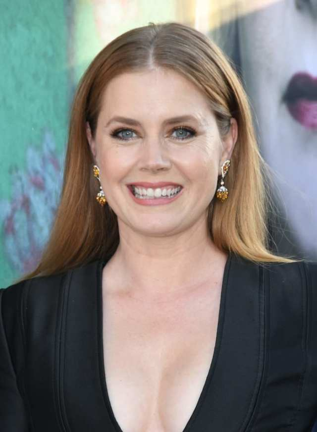 Amy Adams, Sharp Objects premiere, 2018