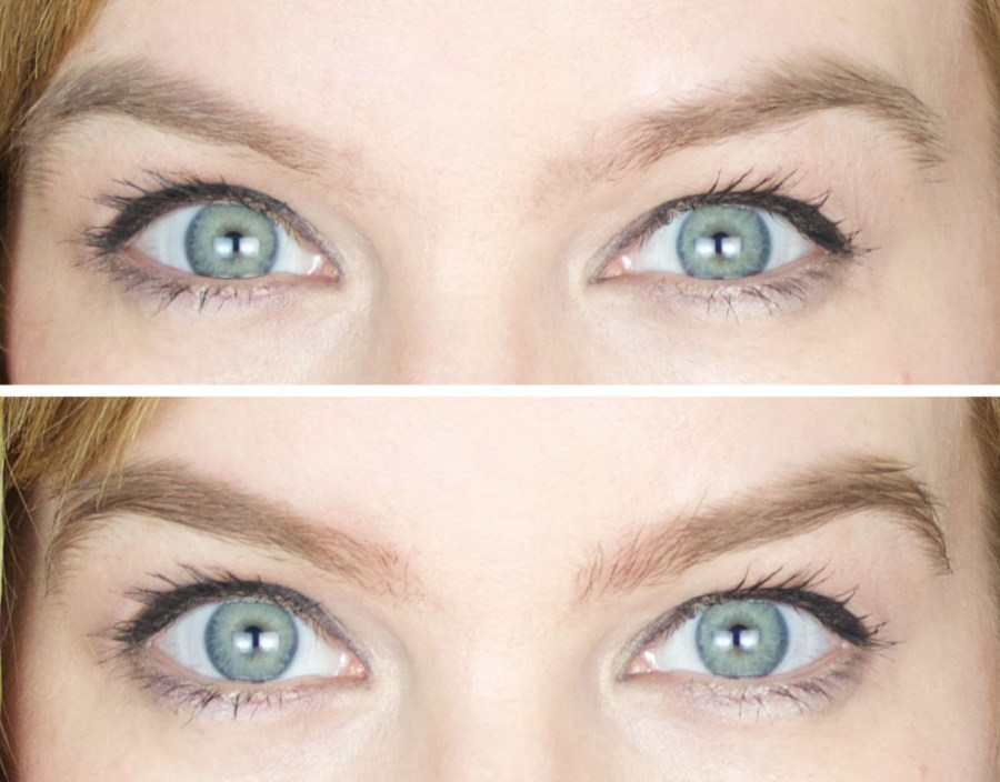 maybelline-brow-drama-before-and-after-close-upjpg Brow Tips + How to Get our Perfect Line Brush For Free