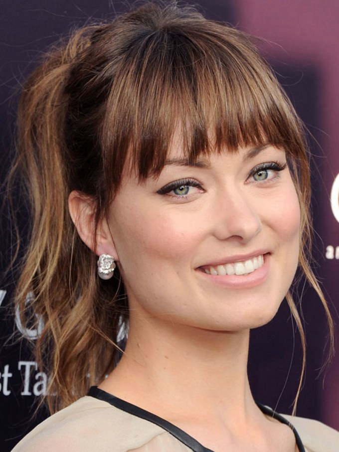 how to style your bangs in 6 easy steps   richard magazine