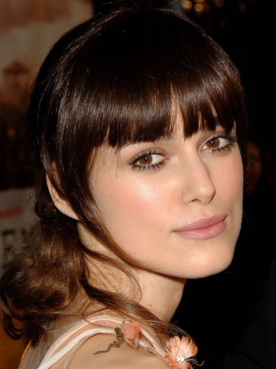 The Best And Worst Bangs For Square Face Shapes