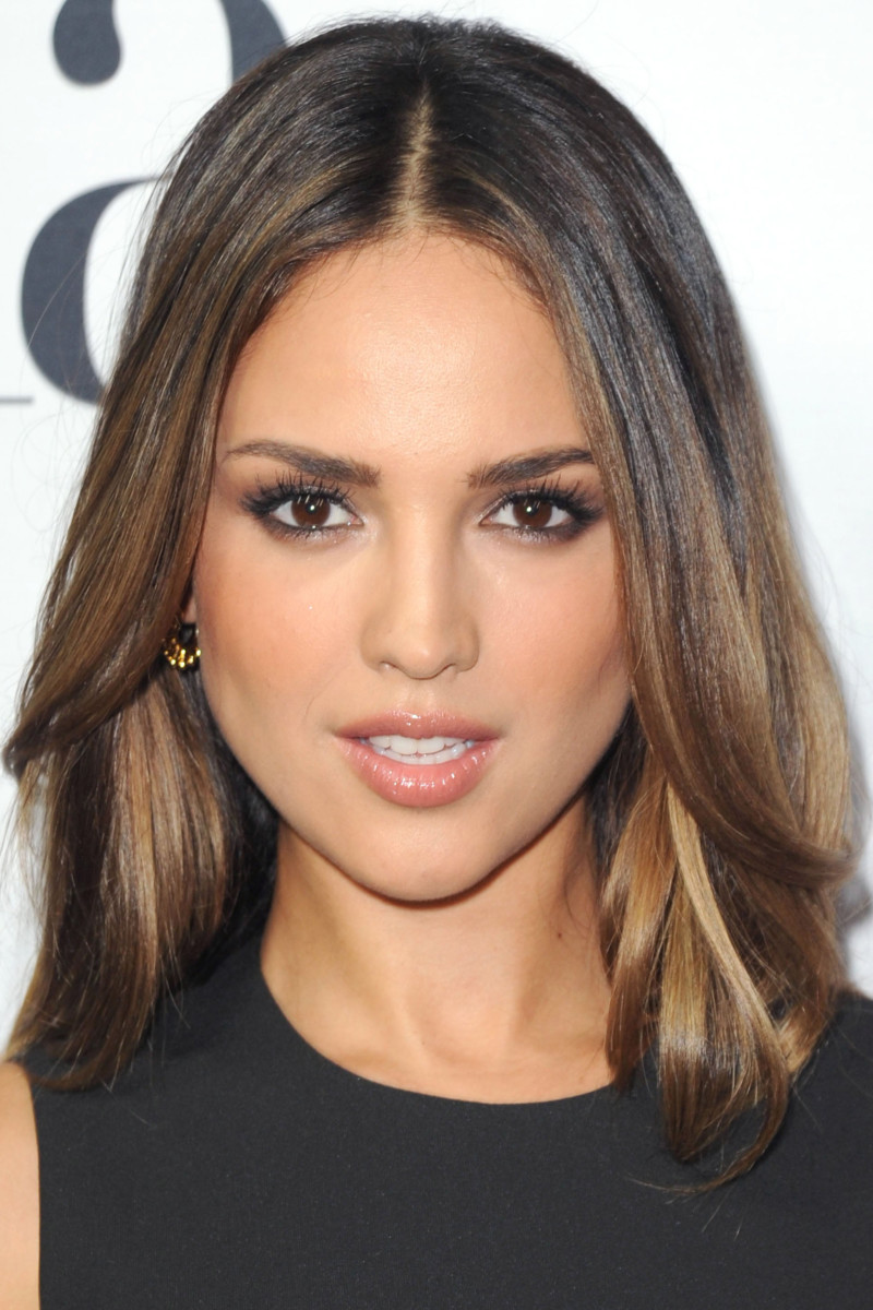 Latinas Light Brown Hair
