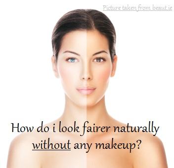 fairer skin