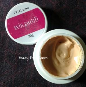 Wisputih CC Cream