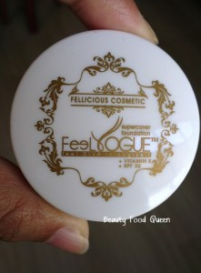 FeelVogue SuperCover Foundation