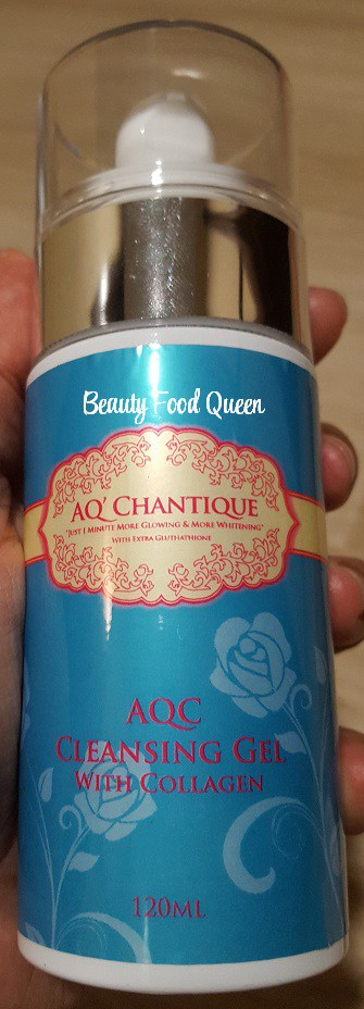 AQ Chantique Cleansing Gel