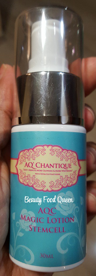 AQ Chantique Magic Lotion Stemcell Toner