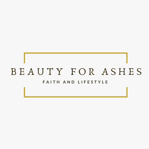 Beauty for Ashes logo