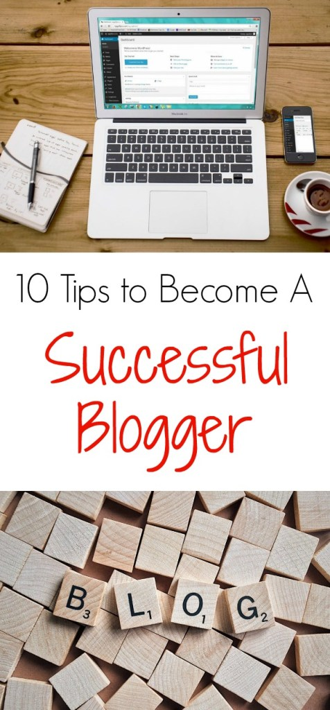 Learn how to start a successful blog with these 10 steps.