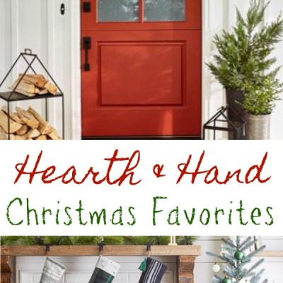 My Favorites from the Hearth & Hand Christmas Collection