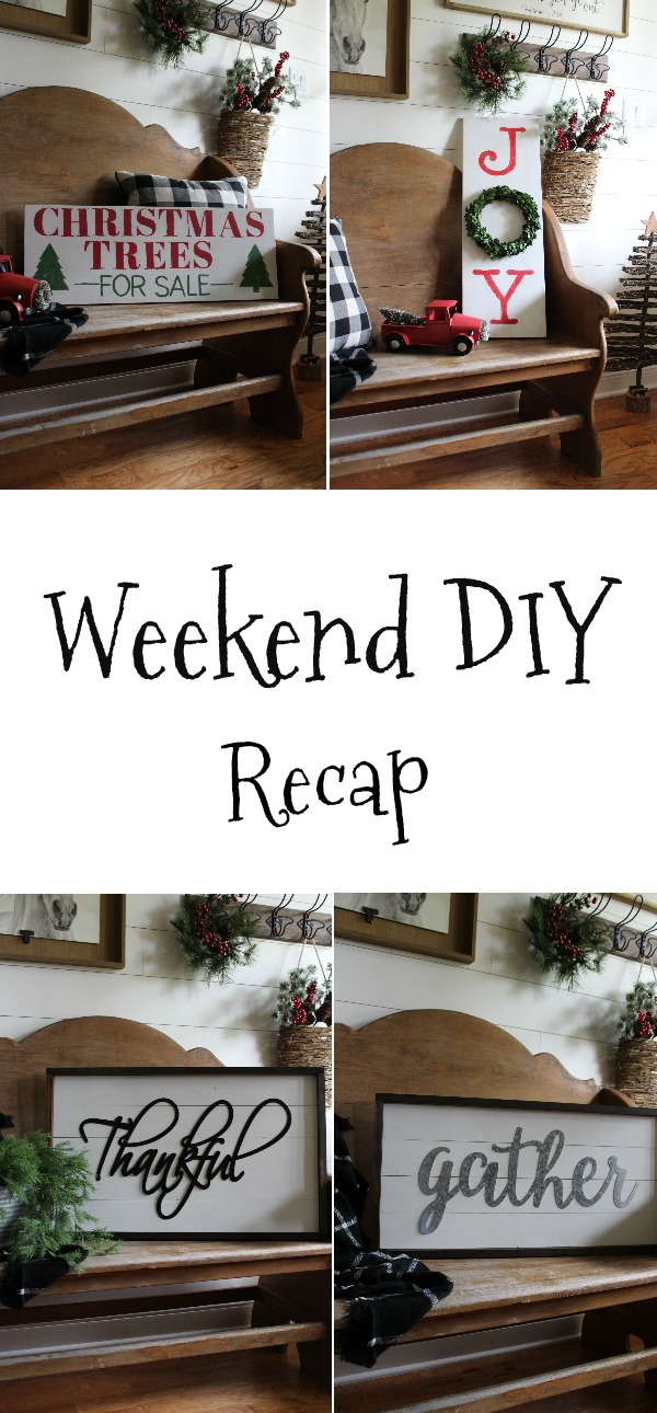 Take a peek into my weekends and all of my crazy diy projects. Trying my hardest to create a fixerupper look on a tight budget with my weekend diy recap.