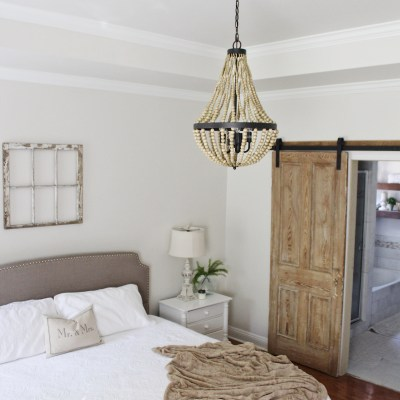 Budget Friendly Farmhouse Light Fixtures
