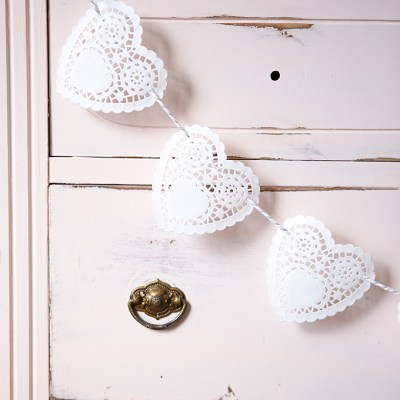 10 Vintage Inspired Valentine's Day DIY Projects
