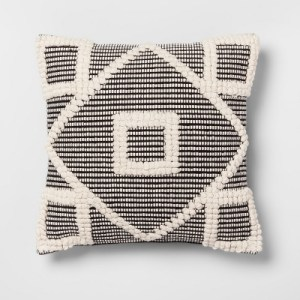 Opalhouse black diamond pillow
