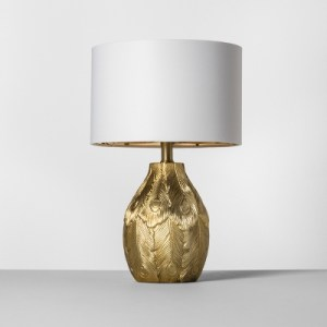 Opalhouse gold lamp