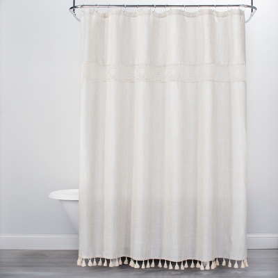 Opalhouse shower curtain