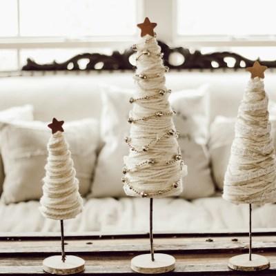 3 Easy Christmas Tree DIYs