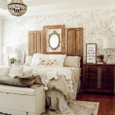 Summer Bedroom Makeover