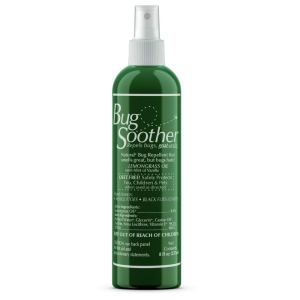 Bug Soother to keep the pesky gnats and mosquitoes away.