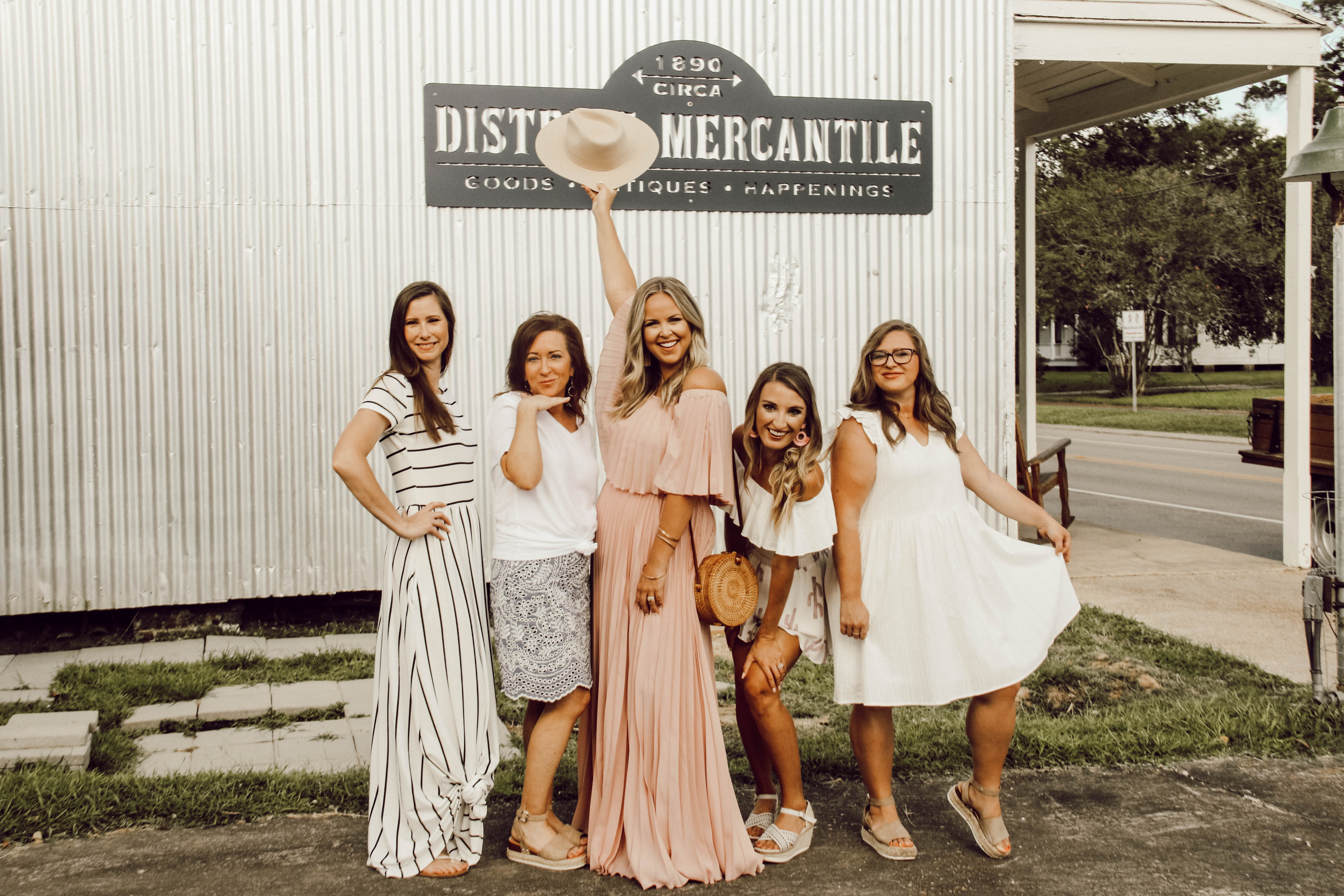 Our girls weekend in St. Francisville, Louisiana