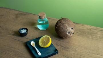 Huile de coco, l'allié cheveux