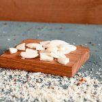 Le beurre de cacao intégré dans nos recettes visage