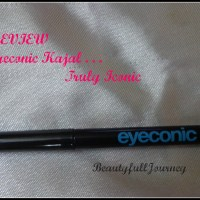 REVIEW,SWATCHES: Lakme Eyeconic Kajal.