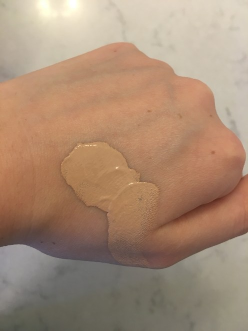 Swatch of Dermablend