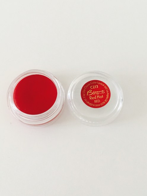 Red Hot Sample