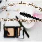 face makeup primer