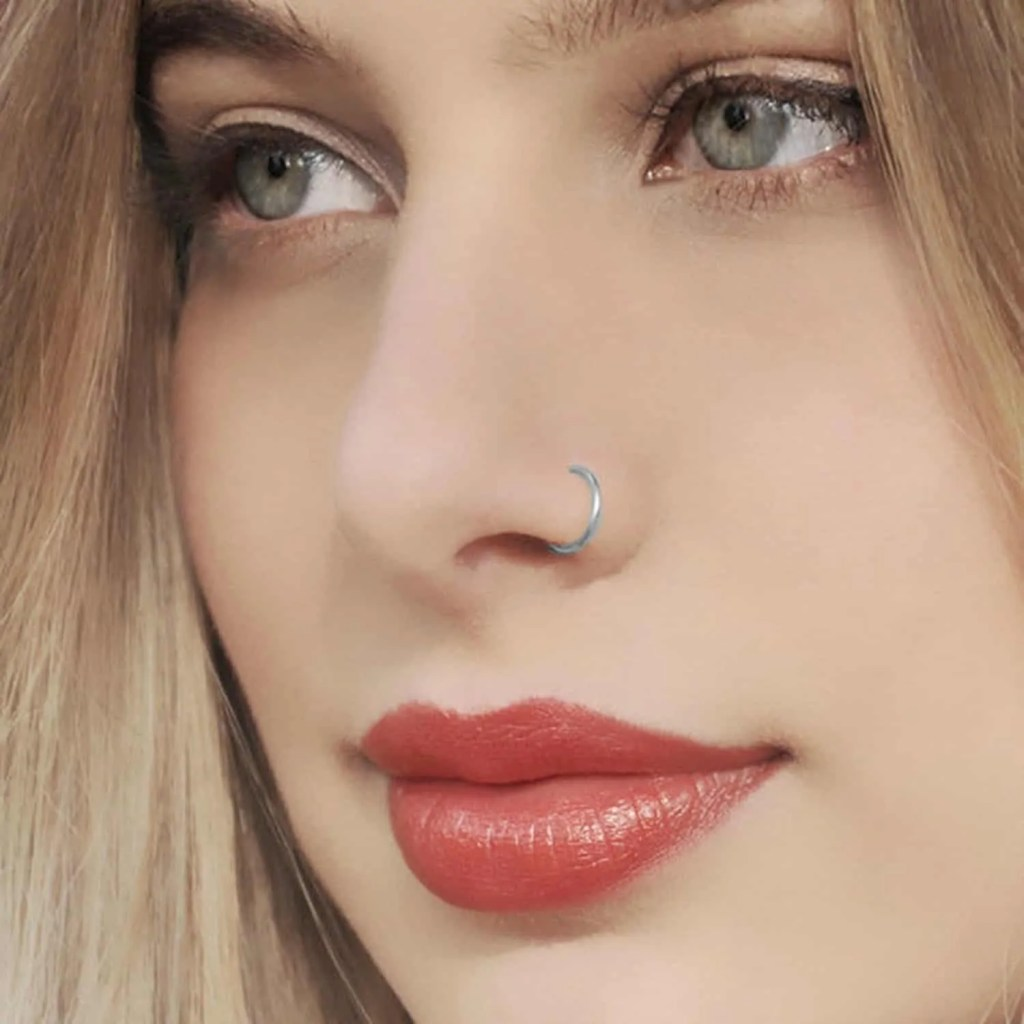 Nose Piercing Information