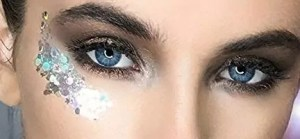 decorate with skin glue