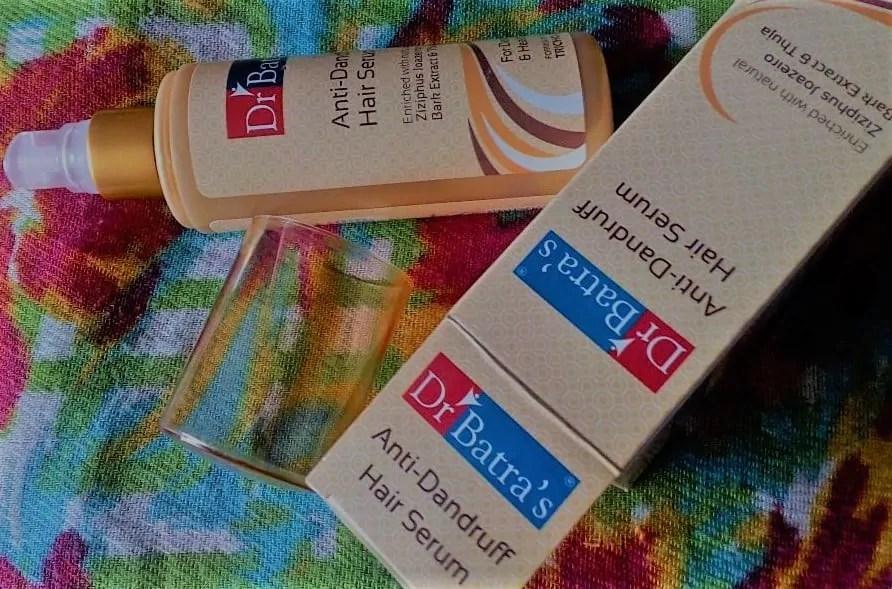 Dr. Batra's Anti-dandruff hair serum