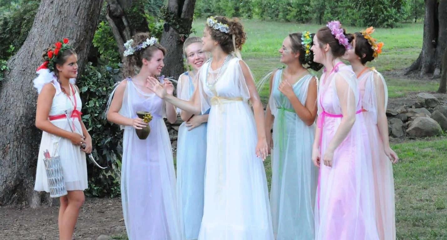 long bridesmaid dress and shoes
