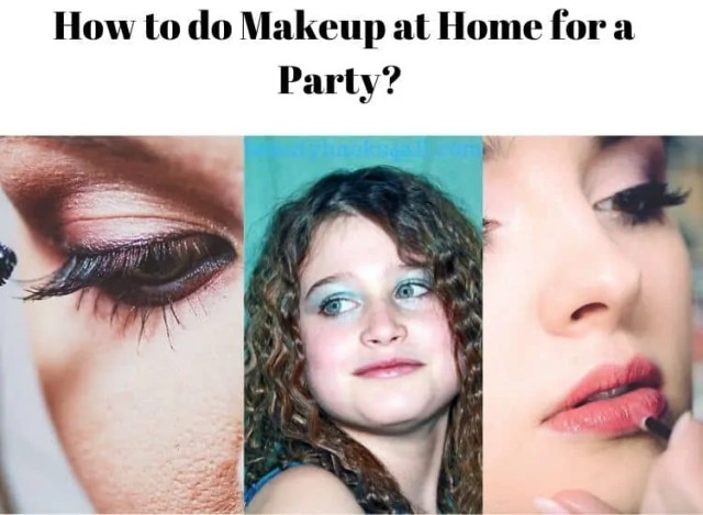 makeup at home for all
