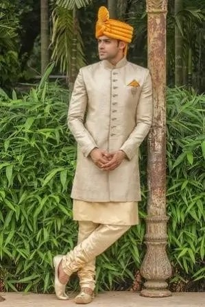 dress for boys at Indian Wedding