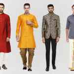 Indian wedding men's wear