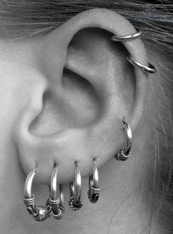 ear piercing for female