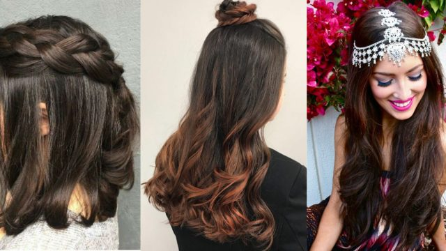 easy & simple hairstyles & haircuts for girls 2019 - beauty